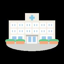 画像:病院・介護施設・地域との連携