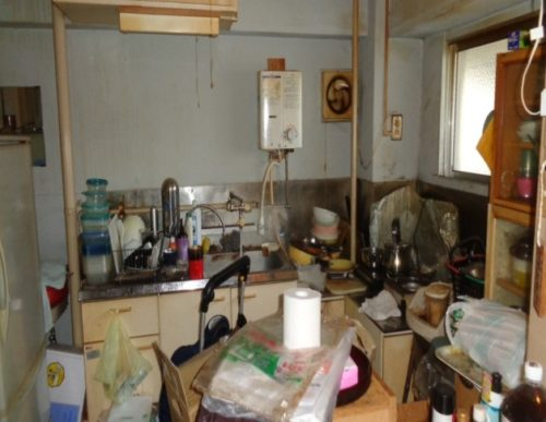 画像:キッチン①